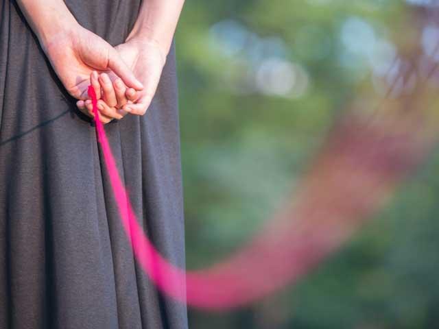 復縁おまじない効果のある赤い糸