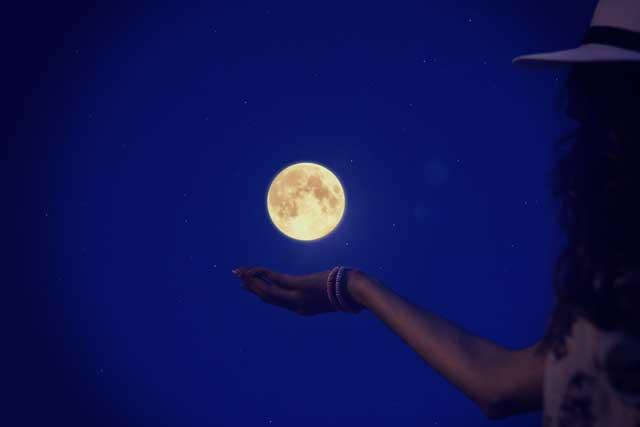 復縁おまじないが強力になる満月の日
