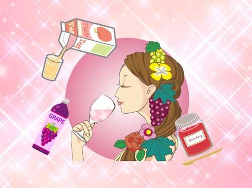 りんごジュースのおまじないで復縁効果を感じる女性